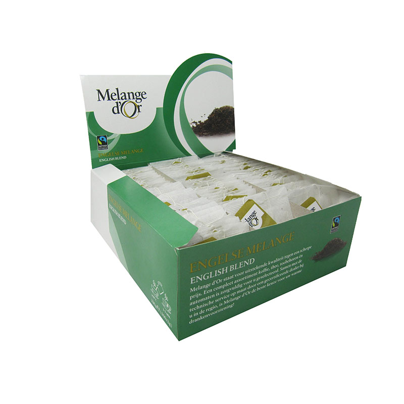 Melange d'Or Engelse Melange thee zakjes 2 gram – Fair Trade