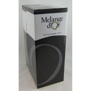 Melange d'Or Halfroomcups 10 Procent Mv
