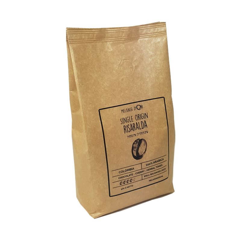 Melange d'Or Risaralda Single Origin Espressobonen 500 gram