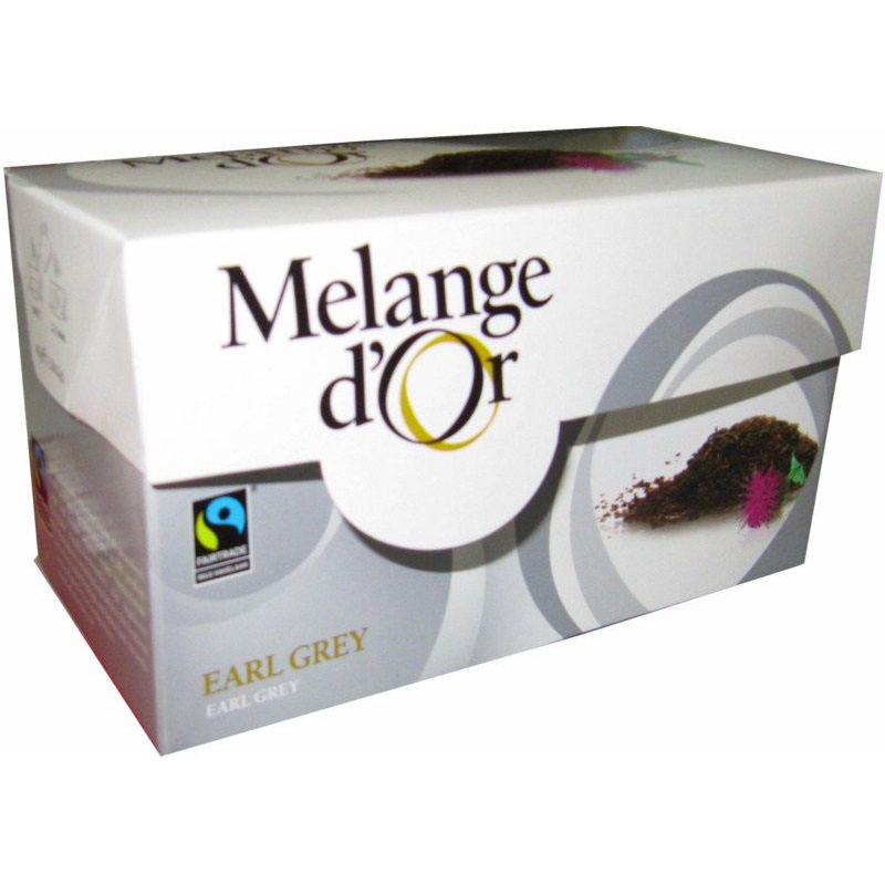 Melange d'Or Earl Grey Thee Envelopjes 2 gram – Fair Trade
