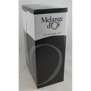 Melange d'Or Halfroomcups 10 Procent Mv