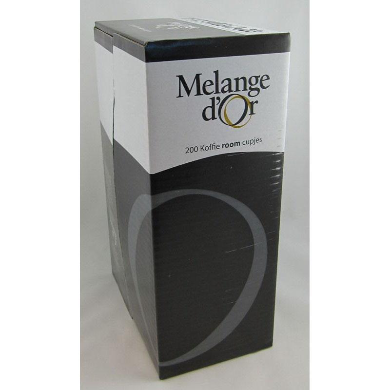 Melange d'Or Halfroomcups – 10% vetgehalte