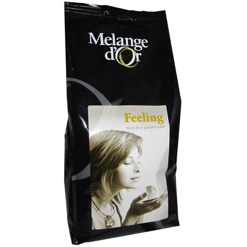 Melange d'Or Feeling Freshbrew Koffie 1,0 kg