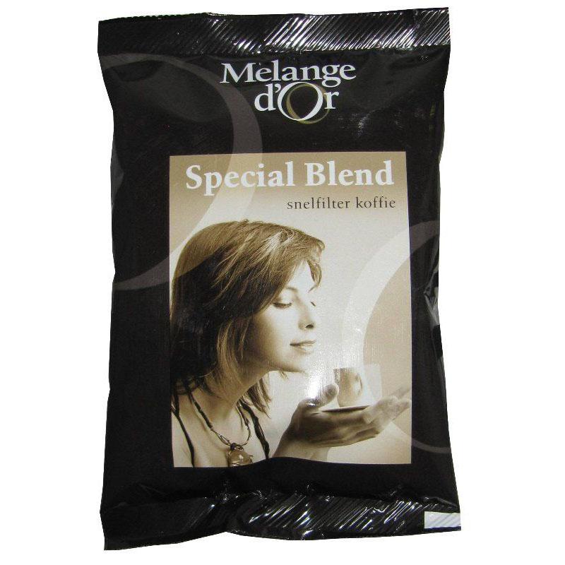 Melange d'Or Sachets Koffie 60 gram – 100% Duurzaam