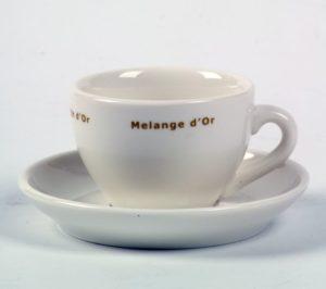 Melange d'Or Kop Schotel Cappuccino