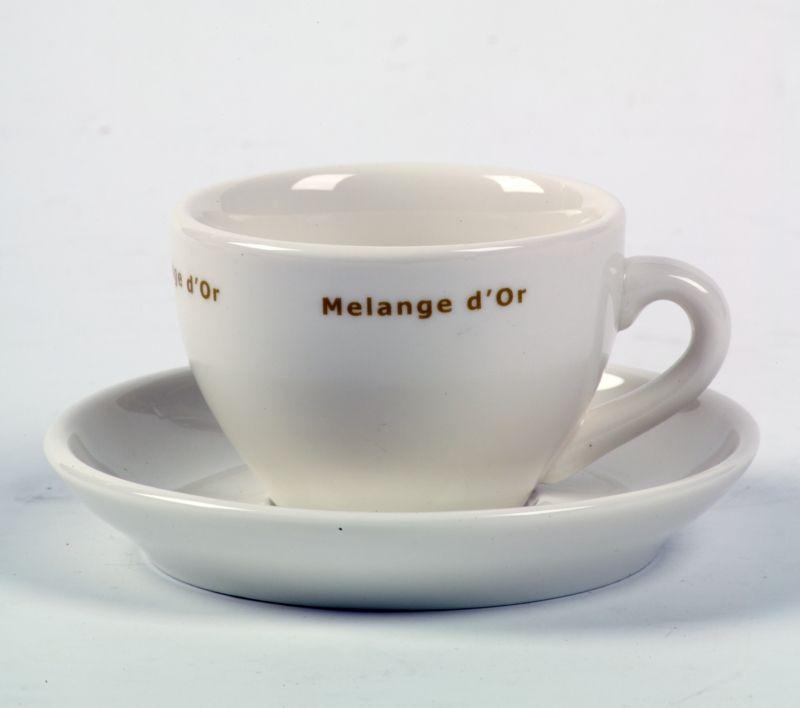 Melange d'Or Cappuccino Kop & Schotel