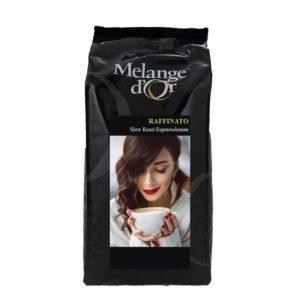 Melange d'Or Raffinato Espressobonen