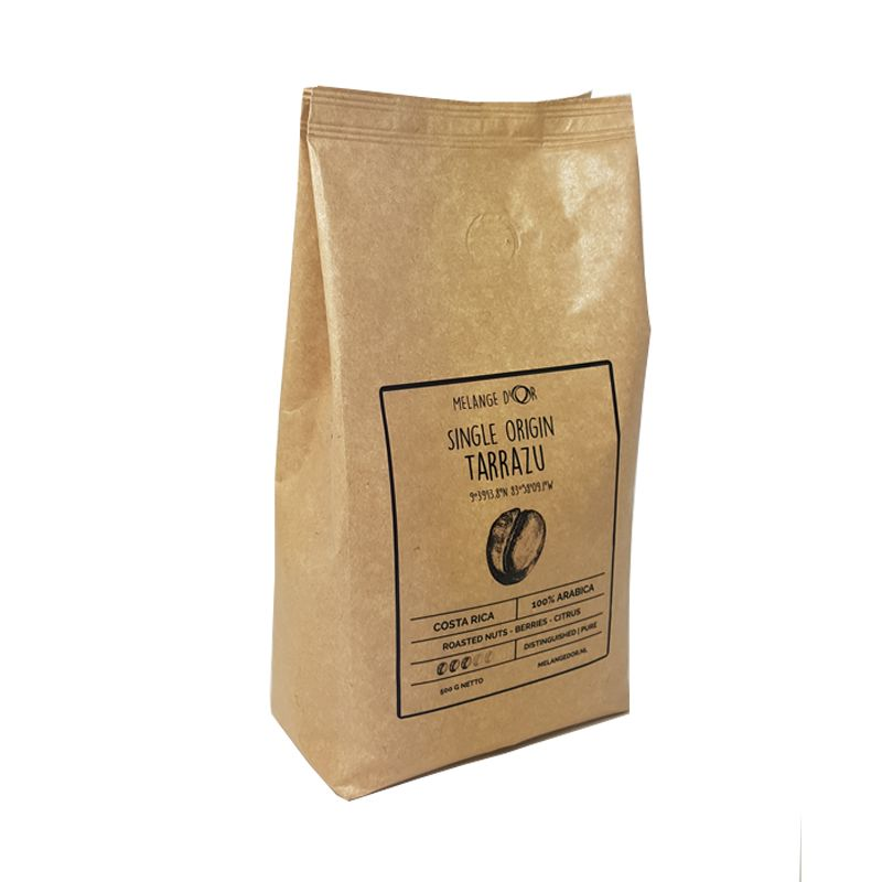 Melange d'Or Tarrazu Single Origin Espressobonen 500 gram