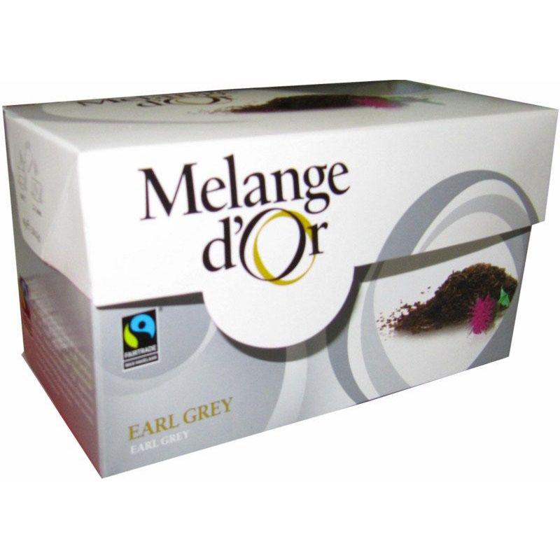 Melange d'Or Earl Grey Thee Envelopjes 2 gram – Fair Trade