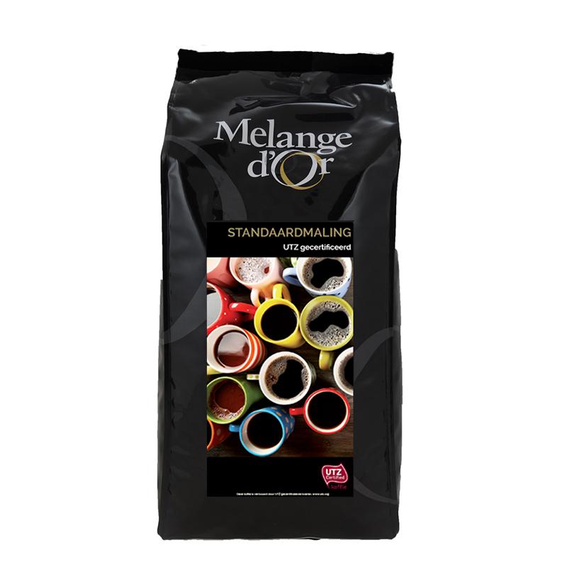 Melange d'Or Standaardmaling 1,0 kg – UTZ
