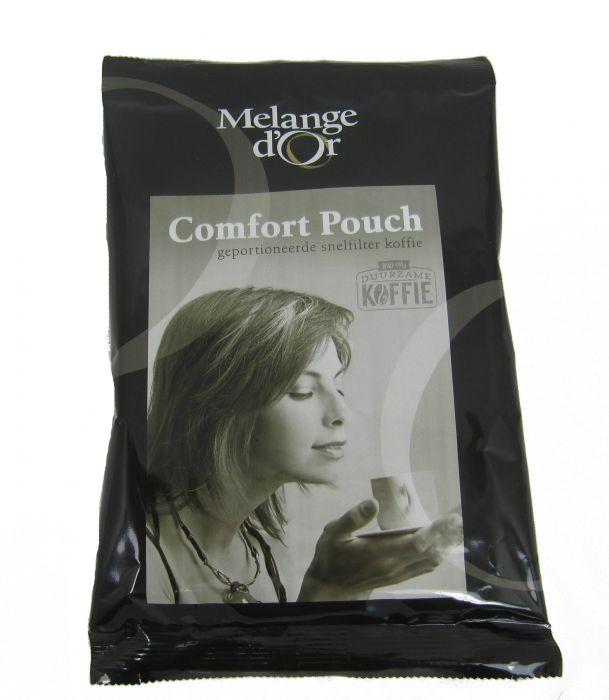 Melange d'Or Comfort Pouch Sachets 65 gram – 100% Duurzaam